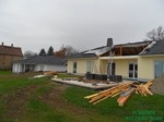 Anbau an Wohnhaus in Holzrahmenbau